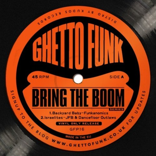 Ghetto Funk - Mamma Said