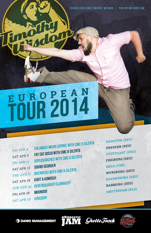 Danio - TW Euro poster - 2014-04-02
